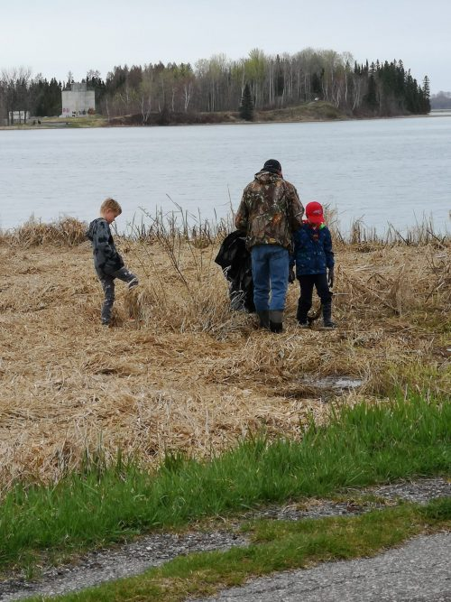 May 25, 2019 – 2ND ANNUAL PORCUPINE LAKE CLEANUP