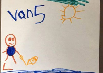 Children Category: 2nd Place Van Mondor