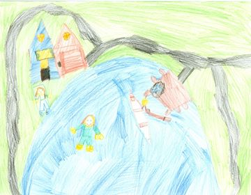 Children Category: 1st Place Kerianne Kring