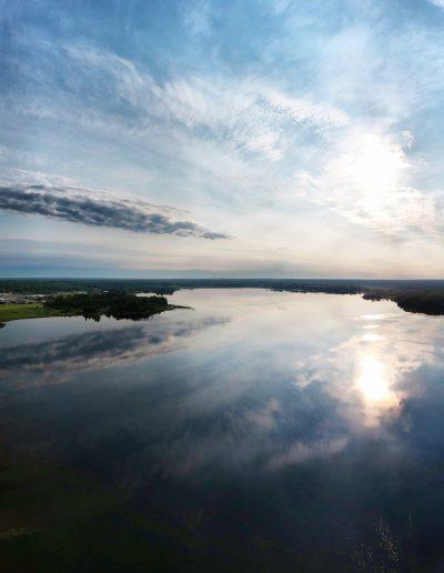 0_ Porcupine Lake Sunrise June_fhdr