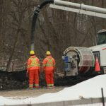ONTARIO: 4.4 MILLION LITRES OF RAW SEWAGE SENT INTO THE ERAMOSA RIVER  IN FEBRUARY SPILL