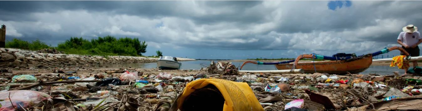 Recycling isn't enough — the world's plastic pollution crisis is only getting worse