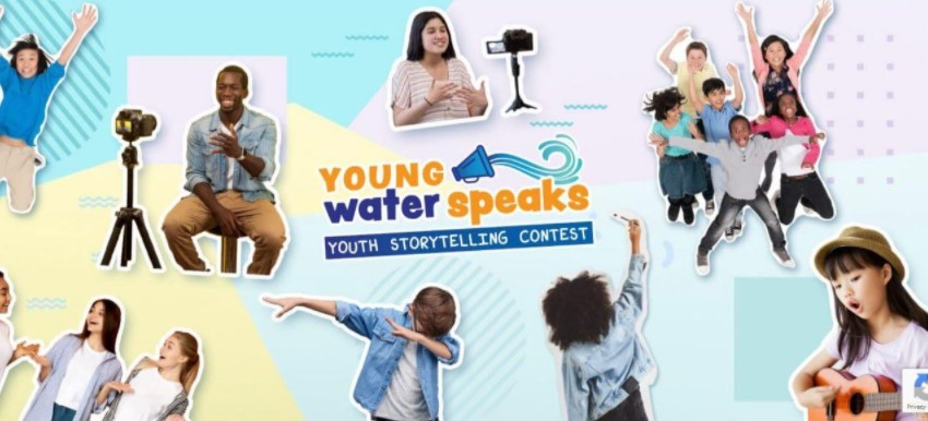 Young Water Speaks is a national storytelling project and contest