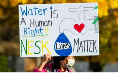 The First Nations Water Crisis Won't End When Drinking Water Advisories Do