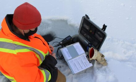 MRCA is part of the Provincial Water Quality Monitoring Network (PWQMN)